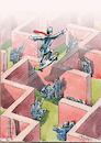 Cartoon: brexit (small) by Vladimir Khakhanov tagged polisy