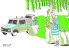 Cartoon: Economic crisis (small) by Vladimir Khakhanov tagged crisis