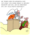 Cartoon: Dress Code (small) by Karsten tagged kriminalität,tod,paradies,religion,mode,männermode,business,dress,code,gesellschaft