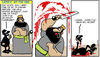 Cartoon: Lately at the Isis (small) by Karsten tagged terror,war,on,isis,crime,religion,islam