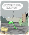 Cartoon: Le monstre du Loch Ness (small) by Karsten tagged ecosse,monstres,mythes,legendes,voyages,tourisme,loch,ness