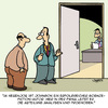 Cartoon: Nebenjob (small) by Karsten tagged business,wirtschaft,arbeit,jobs,nebenjobs,science,fiction,analysen,prognosen,büro,arbeitgeber,arbeitnehmer,literatur