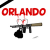 Cartoon: Orlando (small) by Karsten tagged terror,religion,sexualität,hass,moslems,islam,waffen,religionsfaschismus,demokratie,sicherheit,usa,is