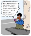 Cartoon: Photo de Profil (small) by Karsten tagged racisme,blackfacing,blacklivesmatter,politique,political,correctness,medias,facebook,societe