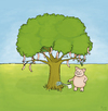 Cartoon: Schlauer Pinky (small) by Yavou tagged arbre,salsiccia,saucisse,salsicha,kartunz,yavou,sausage,wurst,tree,baum,schwein,pig,schlaraffenland,früchte,frucht,sau,porc,maiale,cerdo,porco