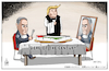 Cartoon: Deal of the century! (small) by Mikail Ciftci tagged deal,century,palestine,israel,mikail,cartoon