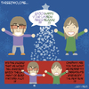 Cartoon: New year (small) by lexgromiko tagged 2011,new,year,congratulations,congratulate,eve
