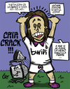 Cartoon: sergio ramos pierde la copa (small) by lexgromiko tagged sergio,ramos,copa,rey,futbol,real,madrid,barcelona