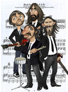 Cartoon: The Beatles (small) by Nenad Vitas tagged rock,and,roll,music,liverpool,georh,john,paul,ringo