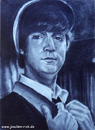 Cartoon: John Lennon - 1964 (small) by Portraits-Karikaturen tagged john,lennon,musiker,the,beatles,1964,portrait,portraits,portraitzeichnung,bleistift