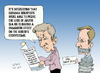 Cartoon: Science schmience (small) by wyattsworld tagged global,warming,science,scientists,canada