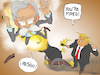 Cartoon: Bolton Fired (small) by NEM0 tagged us,usa,bolton,hawk,hawkish,canon,war,industrial,military,complex,neocon,trump,fired,fire,advisor,foreign,policy,north,korea,afghanistan,iran,iraq,venezuela,nemo,nem0