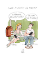 Cartoon: parship (small) by Koppelredder tagged parship,liebe,dating,socialmedia,trennung,verlieben,onlinedating,single,partnersuche,singlebörse,parkbank,jugend