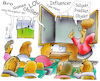 Cartoon: Deutschunterricht (small) by HSB-Cartoon tagged deutsch,deutschunterricht,sprache,satzbildung,schule,schulfach,schulunterricht,lehrerin,schüler,tafel,schulklasse,lol,chillen,satzbau,subjekt,prädikat,nomen,cartoon,cartonist,cartoonzeichner
