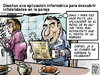 Cartoon: agregame al facebook (small) by Wadalupe tagged facebook,internet,parejas,matrimonio