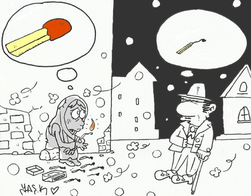 Cartoon: vitality (medium) by yasar kemal turan tagged vitality