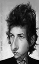 Cartoon: Bob Dylan (small) by Jeff Stahl tagged bob dylan caricature stahl illustration freelance