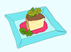 Cartoon: Dessert (small) by alesza tagged dessert,sweets,cake,food,illustration,design,art,artwork,colorful
