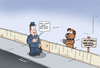 Cartoon: SMS Hund (small) by ChristianP tagged sms,hund