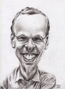 Cartoon: bookstore 02 (small) by Joen Yunus tagged bookstore,portrait,caricature,charcoal