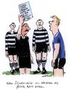 Cartoon: Schiedsrichterscheck (small) by woessner tagged 1000,euro,von,den,gestreiften,schiedsrichter,fussball,wette,wettskandal,korruption,bestechung,mafia,sport