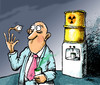 Cartoon: Nuclear Waste (small) by JARO tagged nuclear,waste,radioactive,pollution,atomic