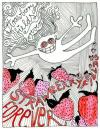 Cartoon: strawberryfields forever (small) by armella tagged strawberry,fields