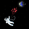 Cartoon: lost love in space (small) by Rovey tagged lost,space,love,lonely,loneliness,astronaut,odyssey,broken,cut,heart,emergency,nowhere,planet,earth,weltraum,verloren,liebe,einsamkeit,einsam,allein,odyssee,gebrochen,herz,notfall,abgeschnitten,metapher,draußen,weit,weg