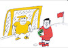 Cartoon: covid19 (small) by MSB tagged covid19