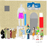 Cartoon: David-10 (small) by gungor tagged italy