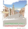 Cartoon: Earthquake (small) by gungor tagged italy