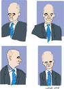 Cartoon: Gianni Infantino (small) by gungor tagged fifa