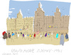 Cartoon: Grand Mosque Djenna (small) by gungor tagged mali