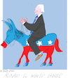 Cartoon: Joe Biden (small) by gungor tagged usa