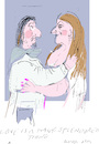 Cartoon: Romeo and Juliet (small) by gungor tagged love,story