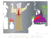 Cartoon: Me too at the Opera (small) by gungor tagged oper