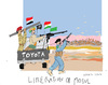 Cartoon: Mosul (small) by gungor tagged iraq