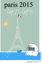 Cartoon: paris 2015 (small) by gungor tagged france