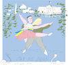 Cartoon: Pas de Deux A (small) by gungor tagged usa