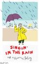 Cartoon: Singin in the rain (small) by gungor tagged israel