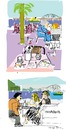 Cartoon: Sydney-93 (small) by gungor tagged australia