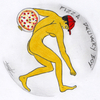 Cartoon: pizza delivery boy (small) by Tomek tagged pizzapitch