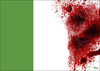 Cartoon: Italy officially enters the war. (small) by pv64 tagged war,italy,libia,articolo,11,italian,constitution