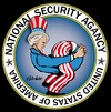 Cartoon: NSA (small) by ESchröder tagged nsa,usa,repräsentantenhaus,geheimdienstreform,freedom,act,patriot,telefon,metatadaten,fisc,gesetzesänderung