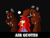 Cartoon: Air Quotes... (small) by berk-olgun tagged air,quotes