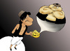Cartoon: Aladdin s Lamp... (small) by berk-olgun tagged lamp