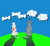 Cartoon: Clouds... (small) by berk-olgun tagged clouds