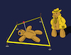 Cartoon: CSI... (small) by berk-olgun tagged csi