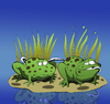 Cartoon: JOKE... (small) by berk-olgun tagged joke