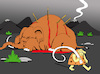 Cartoon: Mammoth... (small) by berk-olgun tagged mammoth